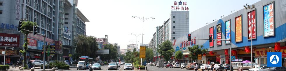 Dongguan Fabric Market