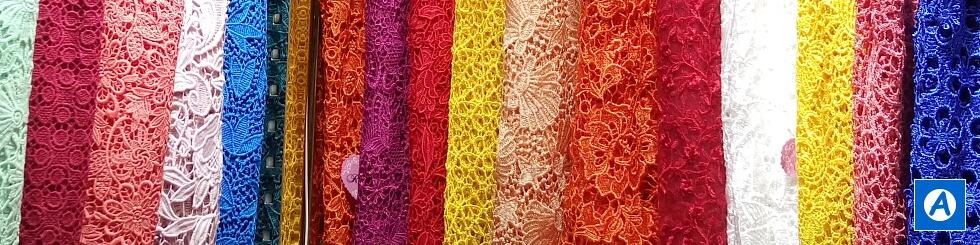 Guangzhou fabric market