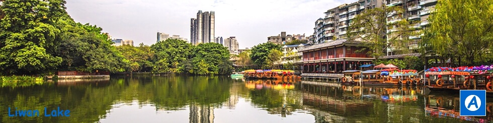 Liwan District Wholesale Markets