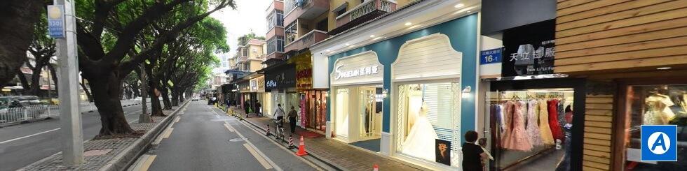 Guangzhou Wedding Dress Market
